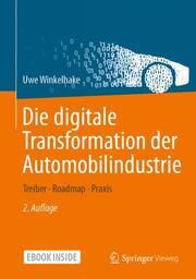 Die digitale Transformation der Automobilindustrie