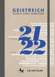 Geistreich durch zwei Semester - Semesterkalender 2021/2022