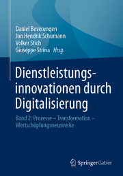 Dienstleistungsinnovationen durch Digitalisierung