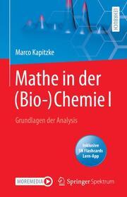 Mathe in der (Bio-)Chemie I