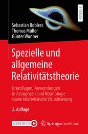 Spezielle und allgemeine Relativitätstheorie