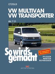 VW Multivan/Transporter ab 7/15