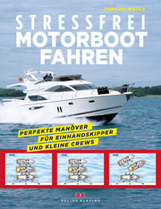 Stressfrei Motorbootfahren - Cover