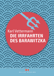 Die Irrfahrten des Barawitzka - Cover