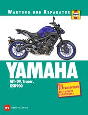 Yamaha MT-09, Tracer, XSR900