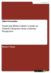 Youth and Media Culture. A Study on Church's Response from a Salesian Perspective