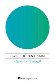 Allgemeine Pädagogik