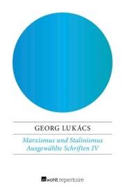 Marxismus und Stalinismus - Cover