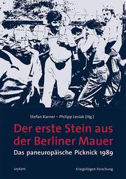 Der erste Stein aus der Berliner Mauer