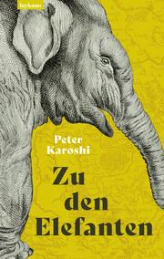 Zu den Elefanten - Cover
