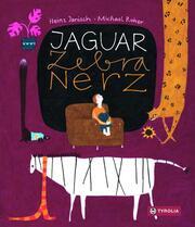 Jaguar, Zebra, Nerz - Cover