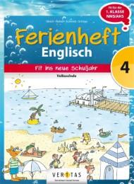 Ferienheft Englisch 4. Klasse Volksschule