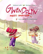 Gwendolyn macht's andersrum - Cover