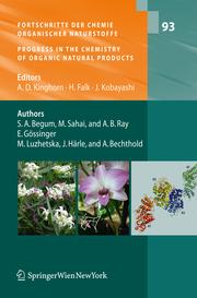 Fortschritte der Chemie organischer Naturstoffe/Progress in the Chemistry of Organic Natural Products 93
