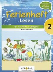 Ferienheft Lesen 2. Klasse Volksschule