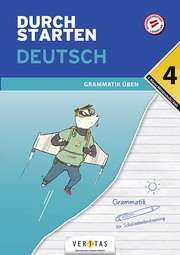 Durchstarten Deutsch 4. Klasse Mittelschule/AHS Grammatik üben