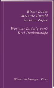 Wer war Ludwig van? - Cover