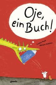 Oje, ein Buch! - Cover