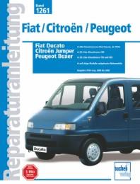 Fiat Ducato/Citroën Jumper/Peugeot Boxer