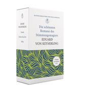 Die schönsten Romane des Stimmungsmagiers Eduard von Keyserling - 'Allein wie er das Meer beschreibt!'