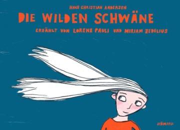 Die wilden Schwäne - Cover