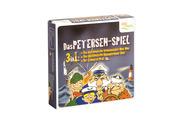 Das Petersen Spiel 3 in 1 - Seemannsgarn-Mau-Mau - Klabautermann-Skat - Der Schwarze Pirat