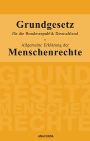 Grundgesetz für die Bundesrepublik Deutschland/Allgemeine Erklärung der Menschenrechte - Cover