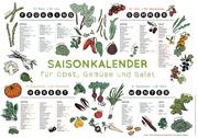 Saisonkalender für Obst, Gemüse und Salat