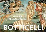 Postkartenbuch Botticelli