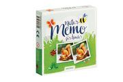 Natur Memo-Spiel für Kinder