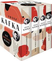 Franz Kafka, Die großen Werke