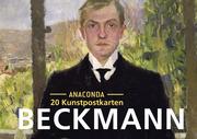 Postkarten-Set Max Beckmann