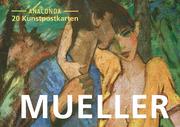 Postkarten-Set Otto Mueller
