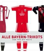 Alle Bayern-Trikots