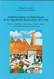 Arbeitswanderer in Delmenhorst in der Epoche des Kaiserreichs 1871 bis 1918 - Cover