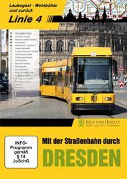 Mit der Straßenbahn durch Dresden, Linie 4