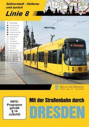 Mit der Straßenbahn durch Dresden, Linie 8