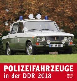 Polizeifahrzeuge in der DDR 2018