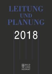Leitung und Planung 2018