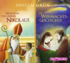 Die Legende vom Heiligen Nikolaus/Die Weihnachtsgeschichte