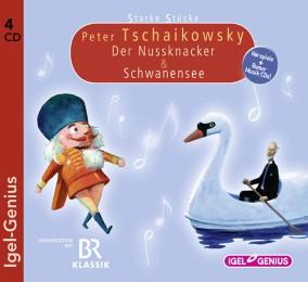 Peter Tschaikowsky: Der Nussknacker & Schwanensee