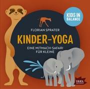 Kinder-Yoga - Eine Mitmach-Safari für Kleine