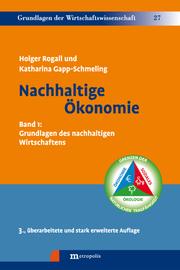 Nachhaltige Ökonomie 1