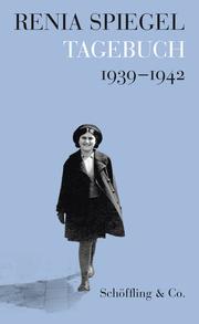 Tagebuch 1939-1942