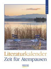 Literaturkalender Zeit für Atempausen 2019
