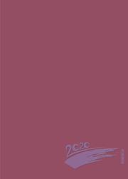 Foto-Malen-Basteln Bastelkalender A5 bordeaux 2020
