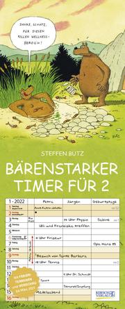 Bärenstarker Timer für 2 2022