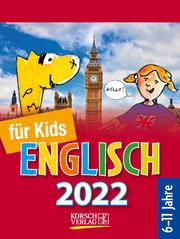 Sprachkalender Englisch für Kids 2022