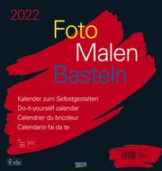 Foto-Malen-Basteln schwarz groß 2022