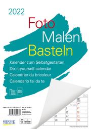 Foto-Malen-Basteln A4 weiß Notice 2022